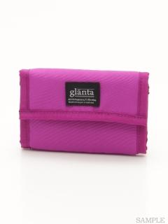 『glanta』びりびり財布(無地)