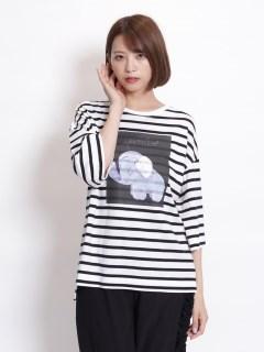 ナタリー・レテ「jumbo」コラボ Tシャツ