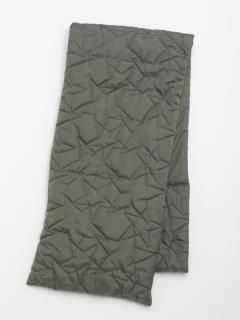 スターキルティングマフラー(折り畳み収納可)