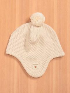 [ベビー]オーガニックコットンベビー帽子