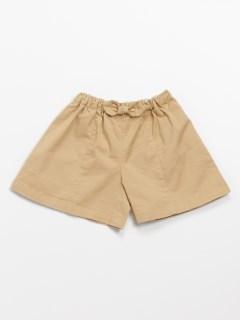 [ベビー]リボン付きキュロットスカート