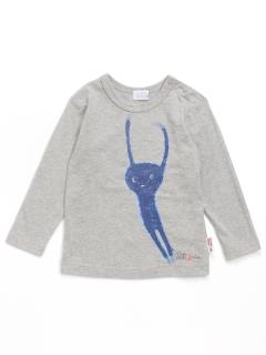[ベビー・コラボ商品]MAYA MAXX オリジナルキャラクタープリント長袖Tシャツ