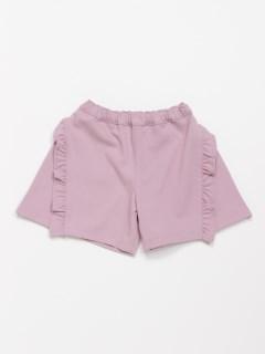 [ベビー]ストレッチツイルキュロットスカート(らくちん)