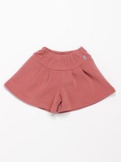 [ベビー]Wフェイスニットキュロットスカート(あったか)
