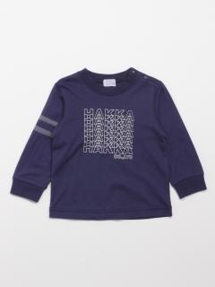 [ベビー・ボーイズ]抗菌加工長袖Tシャツ(TIOTIO加工)