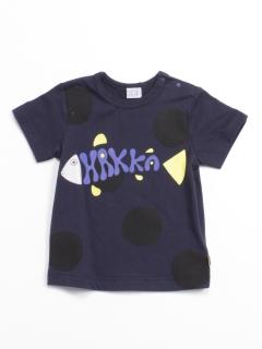 [ベビー・ボーイズ]海のプリント半袖Tシャツ