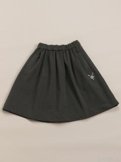 [ジュニアサイズ]防風ストレッチスカート