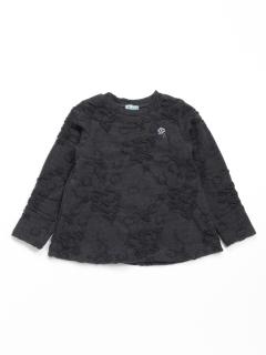 [ジュニアサイズ]フクレジャガードローズベリー長袖Tシャツ