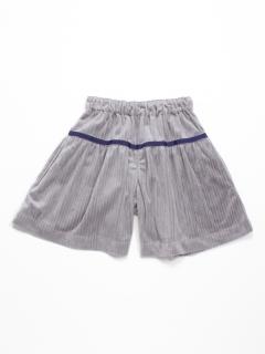 [ジュニアサイズ]ウォームコーデュロイキュロットスカート