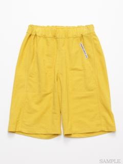 [ジュニアサイズ・ボーイズ]カノコドライタッチ4.5分丈パンツ