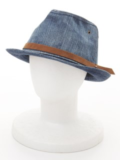 【ユニセックス】DENIM ROMI HAT FADE