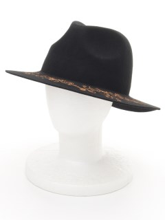 【ユニセックス】FLOWER MARKING HAT