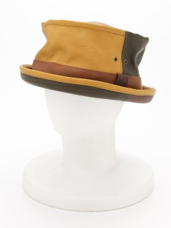 【ユニセックス】FL PORK PIE HAT