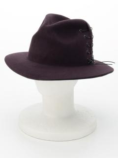 【ユニセックス】LACE UP HAT