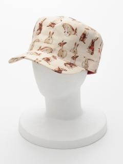 【ユニセックス】ZOO CAP FLOCK