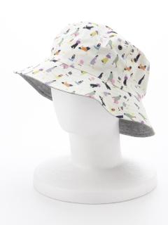 【ユニセックス】BIRATERAL HAT