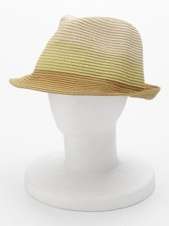 【ユニセックス】FEDORA HAT DAP