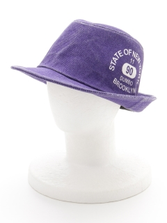 【ユニセックス】COLLEGE HAT