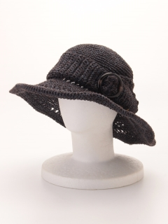 【レディース】BELT FLAIR HAT