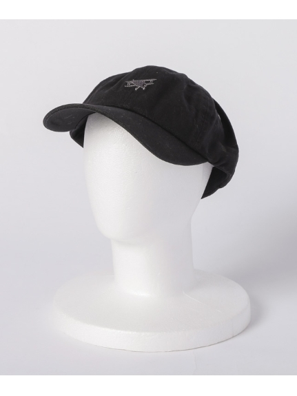grace (グレース) 【ユニセックス】TRAVIS CAP XL BLACK