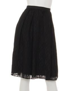 オパール加工スカート