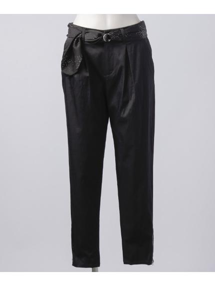 ELLE (エル) パンツ ブラック