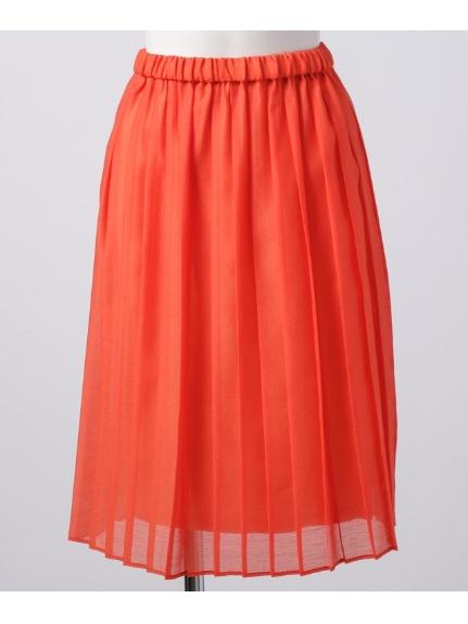 ELLE (エル) スカート オレンジ