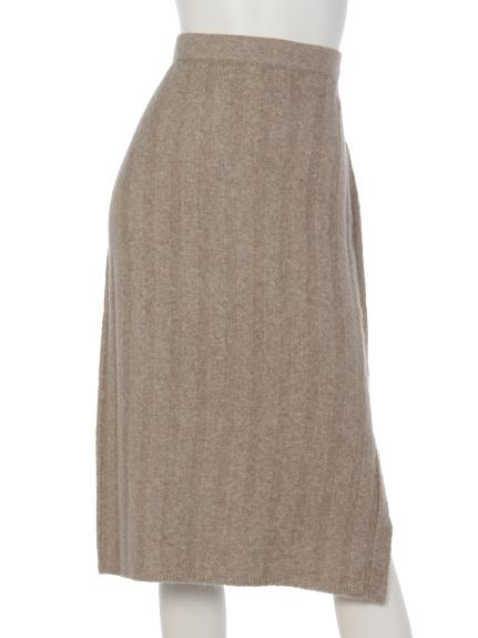 ELLE (エル) スカート キャメル