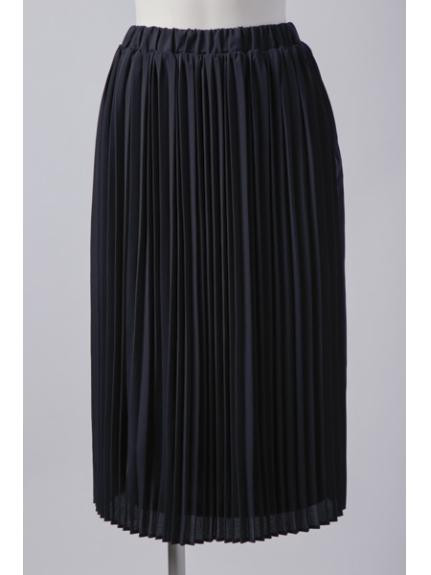 ELLE (エル) スカート ネイビー