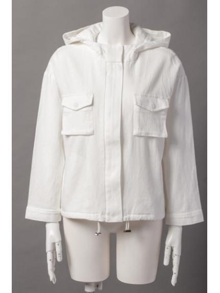 ELLE (エル) ジャケット ホワイト
