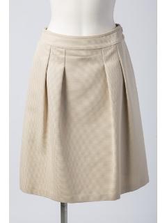 ボーダージャガードスカート
