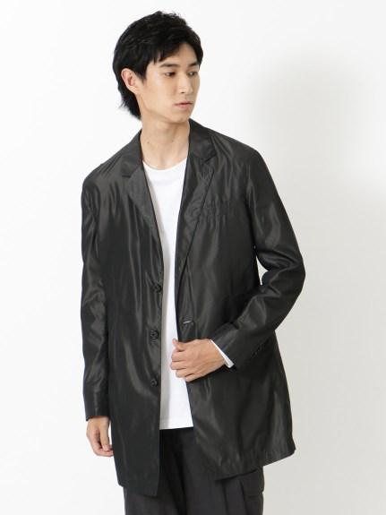 MICHEL KLEIN HOMME (ミッシェルクランオム) シャンパール コート ブラック
