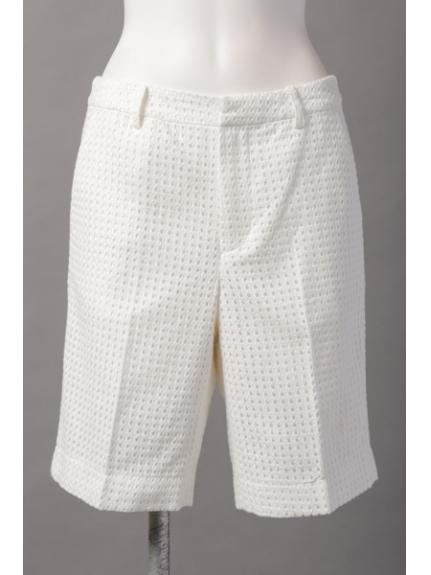 66%OFF OFUON (オフオン) パンツ ホワイト