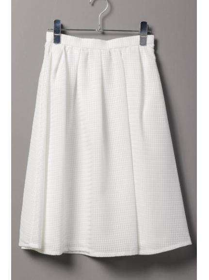 67%OFF OFUON (オフオン) スカート ホワイト