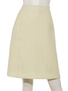 【洗える】ツイードスカート