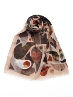 イタリア製スカーフ