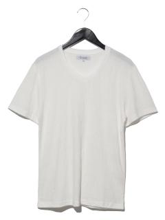 ボタニカるリンクスジャガードTシャツ