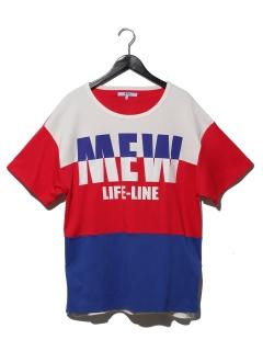 3色切替Tシャツ