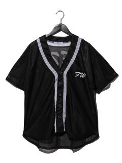 ベースボールメッシュシャツ