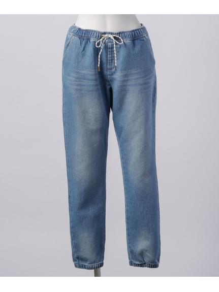 ROXY (ロキシー) DESERT PANTS ブルー