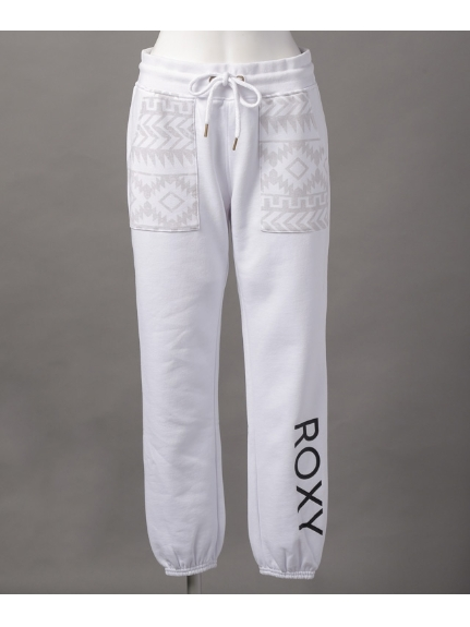 ROXY (ロキシー) WATER REPELLENT PANT ホワイト