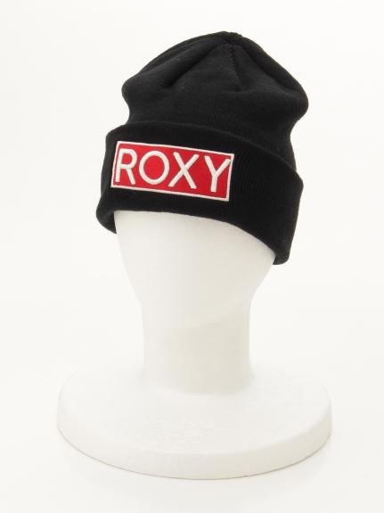 ROXY (ロキシー) GOOUTBEANIE ブラック