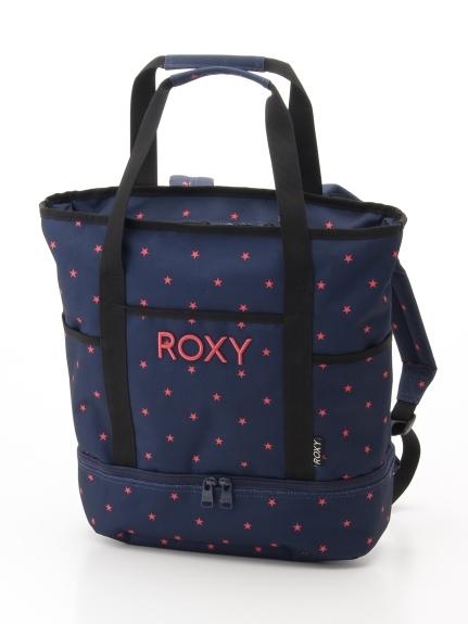 ROXY (ロキシー) MYCREW ネイビー