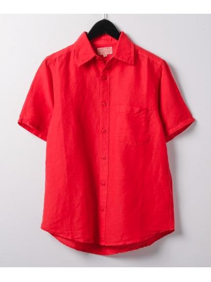 JOEY (ジョーイ) 半袖S/Sシャツ レッド