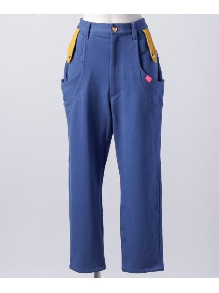 KIKKI (キッキ) パンツ ブルー