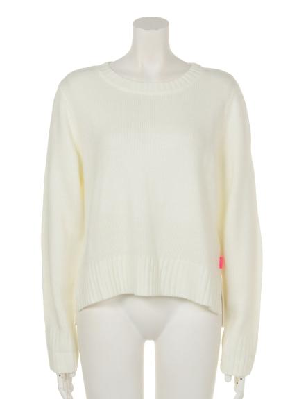 KIKKI (キッキ) セーター ホワイト