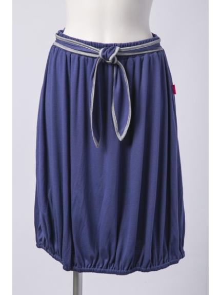 74%OFF KIKKI (キッキ) スカート ナス紺