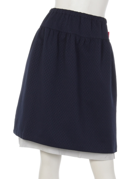 KIKKI (キッキ) スカート ネイビー