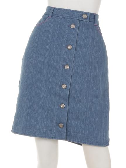 KIKKI (キッキ) スカート ブルー