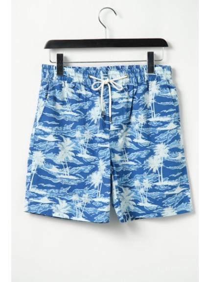 MAGIC NUMBER (マジックナンバー) Original Pattern Easy Shorts resort camo